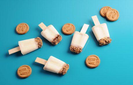 ארטיק חלב-עוגיות ביתי