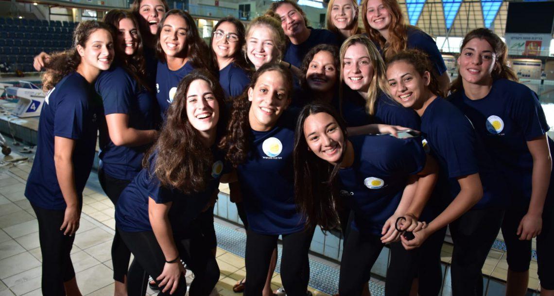 אליפות העולם בכדור-מים נשים עד גיל 20
