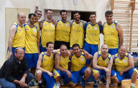 גמר ליגת הכדורסל של בתי הכנסת בנתניה