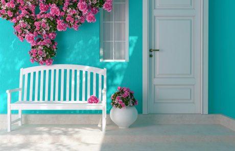 טיפים לריענון המרפסת, הגן ,  הגינה וריהוט החוץ