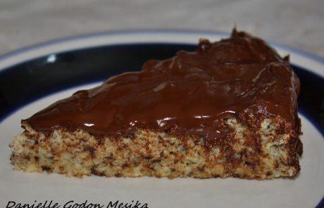 עוגת קוקוס ושוקולד כשרה לפסח