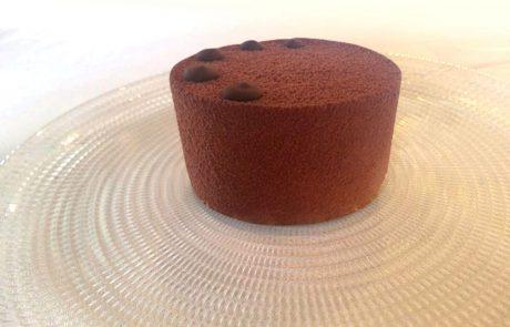 עוגה אישית גבינת מוס מסקרפונה ופסיפלורה