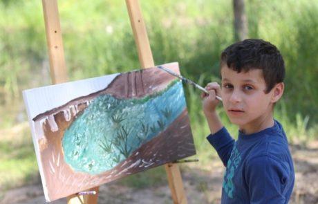 התאהבתי בצייר
