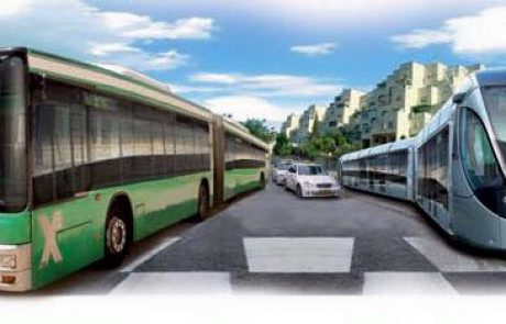סקר התחבורה הציבורית הגדול של קריית השרון