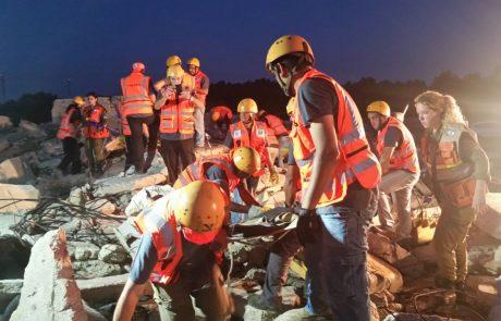 """סע""""ר 138-יחידה עירונית לחילוץ והצלת חיים באירוע הרס."""