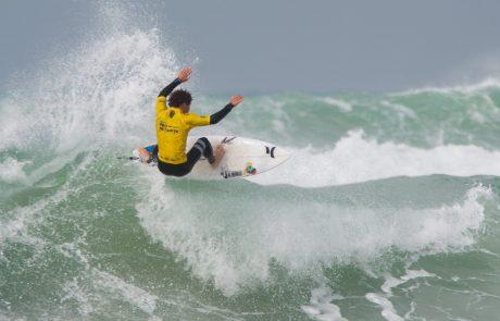 אירוח אליפות העולם בגלישת גלים בחופי העיר היפים בישראל