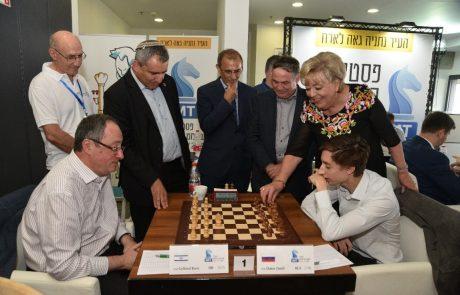 עשרות רבי אמנים ואמנים מהארץ ומהעולם, בפסטיבל השחמט באצטדיון העירוני נתניה