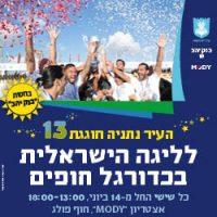 banner kiryat hasharon sheli kaduregel