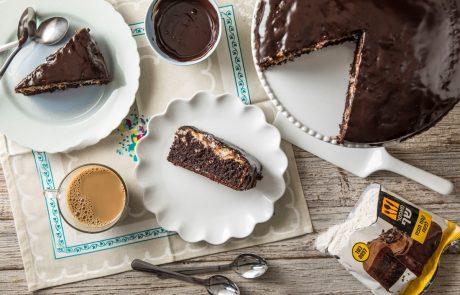 עוגת שוקולד כשרה לפסח