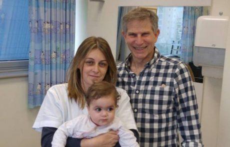 הצלת חיים במרפאת כללית בקרית השרון