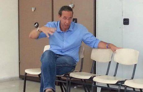 """משולחנו של ד""""ר שי פרוכטמן – מנהל האגף לחינוך יסודי וחט""""צ בנתניה"""