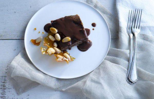 מתכון ללזניית שוקולד