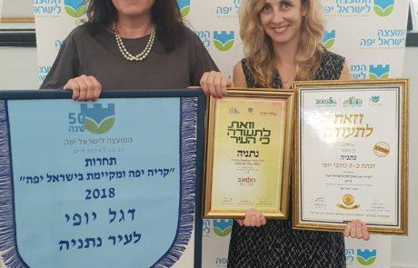 נתניה-היא העיר היפה בישראל!!!