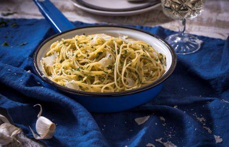 מתכון קליל ומהיר להכנת ספגטי ברוטב חמאה