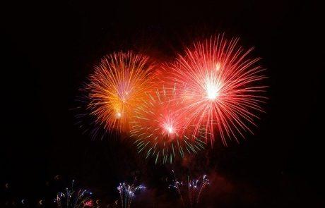 העיר נתניה לא תקיים מופע זיקוקים בחג העצמאות